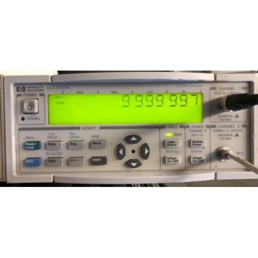 Hewlett Packard (Agilent) 53150A