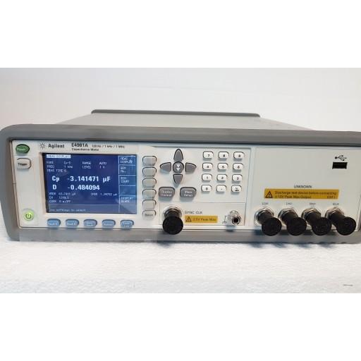 Agilent E4981A