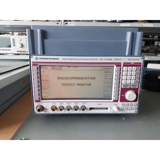 Rohde & Schwarz CMS50