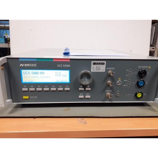 EM TEST UCS500N5