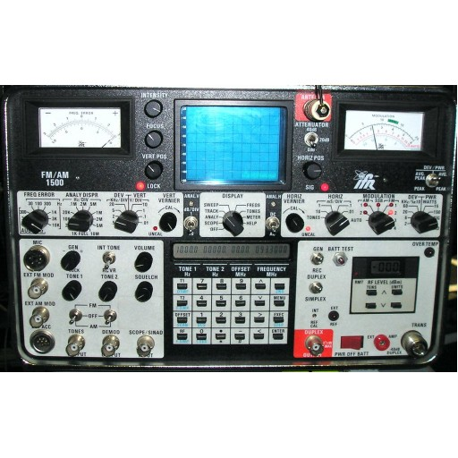 IFR Systems FM/AM-1500