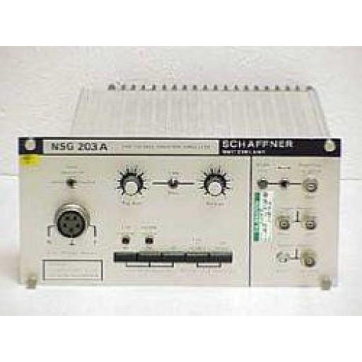 Schaffner EMC NSG 203A