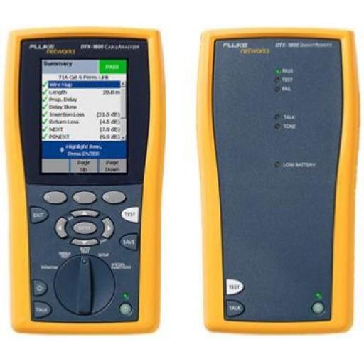 Fluke DTX-1500